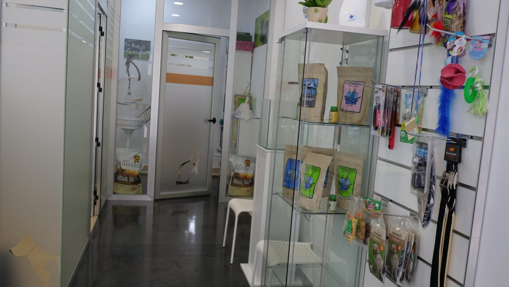 clinica Veterinaria Teovet - espera