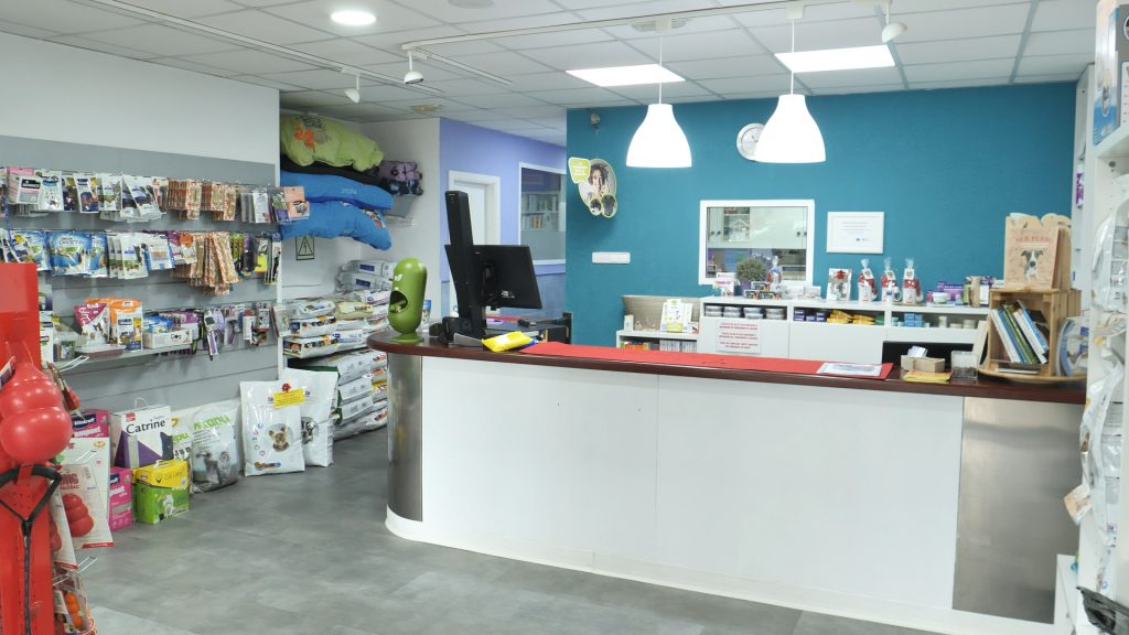 clinica Veterinaria Teovet - recepción